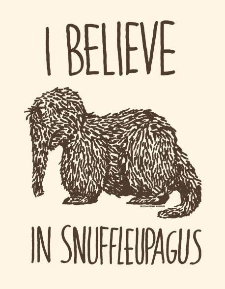 Mr Snuffleupagus Likeables