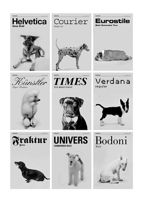 dogfont